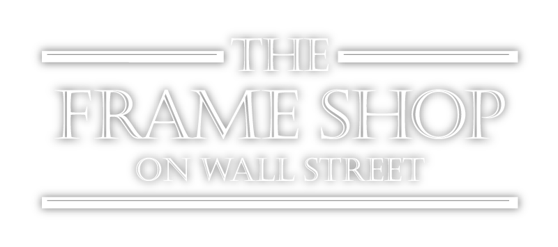 Home - The Frame Shop On Wall Street